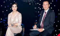 """Doanh nhân Lưu Nga, TGĐ Elise với với hình ảnh thanh lịch và trang trọng tại chương trình """"12 Con Giáp"""" VTV3"""