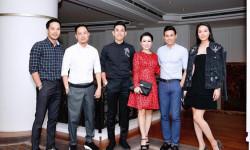 CEO Kristine Thảo Lâm chiêu đãi tiệc trước khi về Mỹ đón Tết