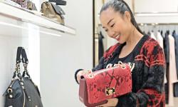 Đoan Trang mê mẩn thời trang Liu Jo