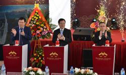 Chính thức khởi công dự án Phoenix Legend Ha Long Bay Villas and Hotel