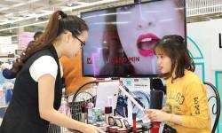Đến Big C Thăng Long, cùng trải nghiệm mua sắm các sản phẩm chăm sóc sức khỏe và làm đẹp tại Hello Beauty