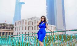 Á khôi Doanh Nhân Bảo Châu 'bật mí' thông điệp chiếc vương miện 1 tỷ đồng cho người đăng quang 'Hoa hậu Doanh Nhân Hoàn Vũ 2018'