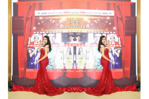 Ngắm vẻ đẹp ngọt ngào của Phan Thúy Kiều trong bộ thời trang của NTK Nhật Phượng