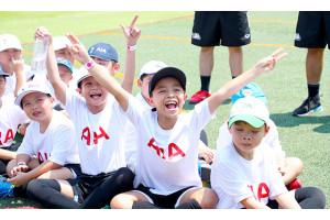 Hơn 400 bạn nhỏ trải nghiệm chuỗi hoạt động bóng đá cùng HLV Tottenham Hotspur