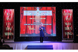 Đạo diễn Thanh Quỳnh ra mắt cuộc thi Gương mặt sân khấu điện ảnh triển vọng 2018