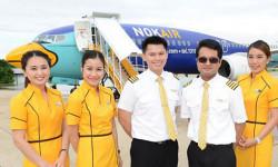 Nok Air: Chúng tôi luôn tập trung nỗ lực vào việc cung cấp các dịch vụ hàng không tốt nhất cho khách hàng