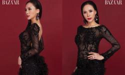 Á hậu Ngọc Quỳnh làm giám khảo Miss Universe Business 2018 tại Nhật Bản