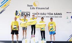 Sun Life Việt Nam ủng hộ lối sống lành mạnh trong cộng đồng bằng việc tài trợ chính giải chạy bộ Resolution Run 2018