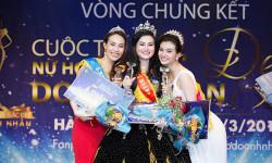 Người đẹp Trần Huyền Nhung xuất sắc đăng quang Nữ hoàng Sắc đẹp Doanh nhân 2018