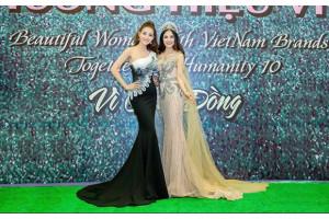 Truyền thông và công chúng bất ngờ trước nhan sắc của Á hậu điện ảnh Nani Phương Anh
