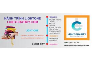 Sắp diễn ra sự kiện 'Light Charity – Ngày hội chia sẻ quần áo yêu thương'