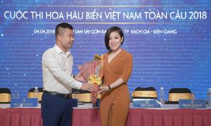 Mỹ phẩm Hàn Quốc - Kosxu đồng hành cùng Hoa hậu Biển Việt Nam toàn cầu 2018