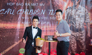 Nguyễn Ngọc Sơn ra mắt MV Bolero lấy cảm hứng từ phim 'Hậu duệ mặt trời'