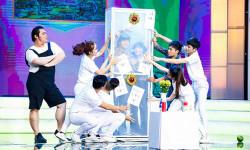 Ngoạn mục màn lấn sân hài của Arika Phan, Miko Lan Trinh, Sơn Ca