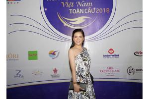 Hoa hậu Đinh Hiền Anh gây ấn tượng bởi nhan sắc không tuổi
