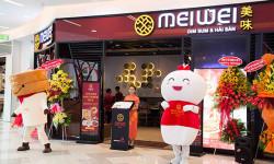 Thưởng thức hơn 50 món dim sum độc đáo tại nhà hàng Meiwei – Vạn Hạnh Mall