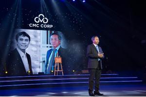 Tập đoàn Công nghệ CMC đón nhận Huân chương Lao động Hạng Ba lần thứ 2 nhân dịp kỷ niệm 25 năm thành lập