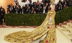 Những trang phục Dolce&Gabbana ấn tượng tại Met Gala 2018