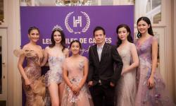 Dàn hoa hậu Việt đọ sắc tại đêm Menard với những thiết kế Hoàng Hải