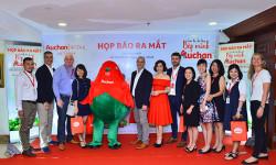 """Lần đầu tiên Auchan Retail tổ chức cuộc thi ẩm thực """"Bếp mình Auchan"""""""