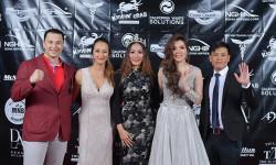 Dàn sao hải ngoại hội tụ trong sự kiện trao giải International Talent & beauty awards 2018