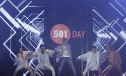 Bùng nổ đêm đại nhạc hội mừng sinh nhật lần thứ 145 của dòng jeans 501 Levi's