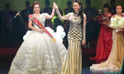 NKT Võ Nhật Phượng xuất sắc giành giải Hoa hậu Doanh nhân Thái Bình Dương 2018