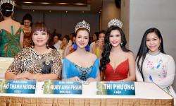 CEO Hồ Thanh Hương xác nhận tài trợ cặp vương miện 3 tỷ đồng tại Miss World America 2018