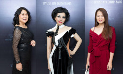 Ngắm hình ảnh đầy kiêu hãnh của BST Timeless của NTK Quỳnh Paris