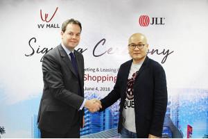 JLL hợp tác với TTTM VV Mall mang đến trải nghiệm mua sắm đẳng cấp tại Đà Nẵng