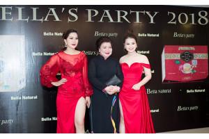 Tiến sĩ Lý Thị Mai khách mời đặc biệt sự kiên Bella's Party-thương hiệu Bellanatural