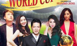 Nhiều nghệ sĩ Việt sắp đến Praha cổ vũ World Cup