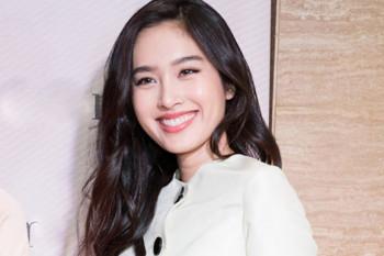 Hoa hậu chuyển giới đẹp nhất Thái Lan diện váy Công Trí
