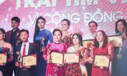 """Nguyễn Bửu Đoan Thanh nhận giải thưởng """"Trái tim vàng vì cộng đồng"""""""