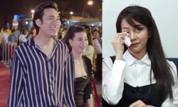 An Nguy khóc nói yêu Kiều Minh Tuấn, khán giả la ó tẩy chay phim