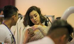 CK Hoa hậu Việt Nam 2018: Đỗ Mỹ Linh và dàn thí sinh tất bật chuẩn bị