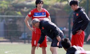 Sự nghiệp trớ trêu của Tuấn Anh trước nguy cơ lỡ hẹn AFF Cup 2018